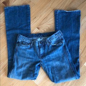 SEVEN for all mankind light-medium wash bootcut 👖